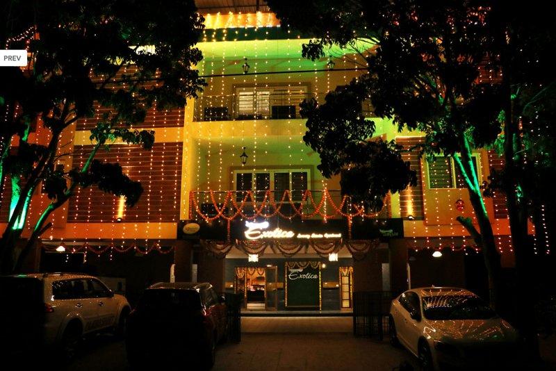 Paradise Exotica Standard Apartment 1, holiday rental in Arasinaguppe