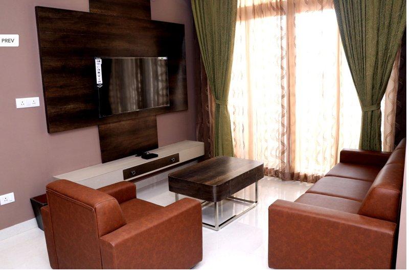 Paradise Exotica Standard Apartment 3, holiday rental in Arasinaguppe