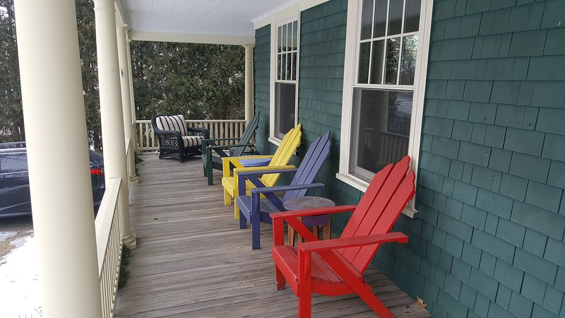 Walk to Dock Square or Ocean, vacation rental in Kennebunkport