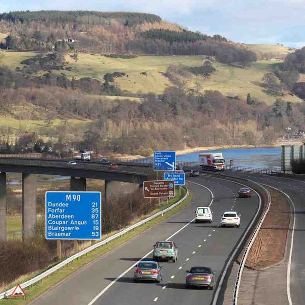 Access to other popular Scottish destinations couldn't be easier.