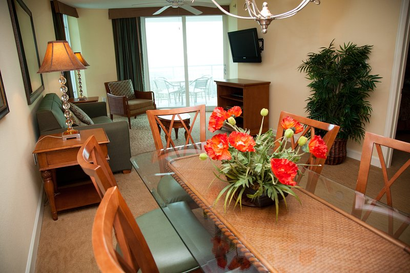 The condo is in one of the most desirable neighborhood at the beach north of Million DollarRow.