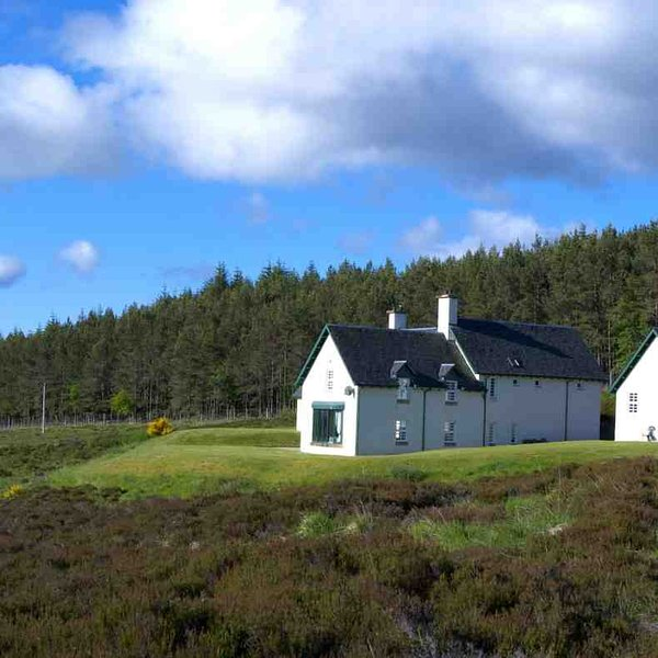 This is a Scottish holiday house that everyone will enjoy