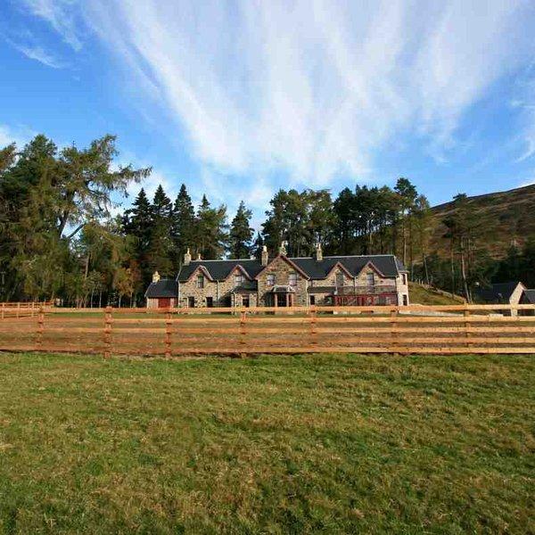 Urlaub in Schottland in diesen Luxus-Immobilien in dem Highlands