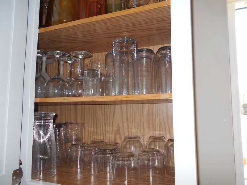 Every type of glassware