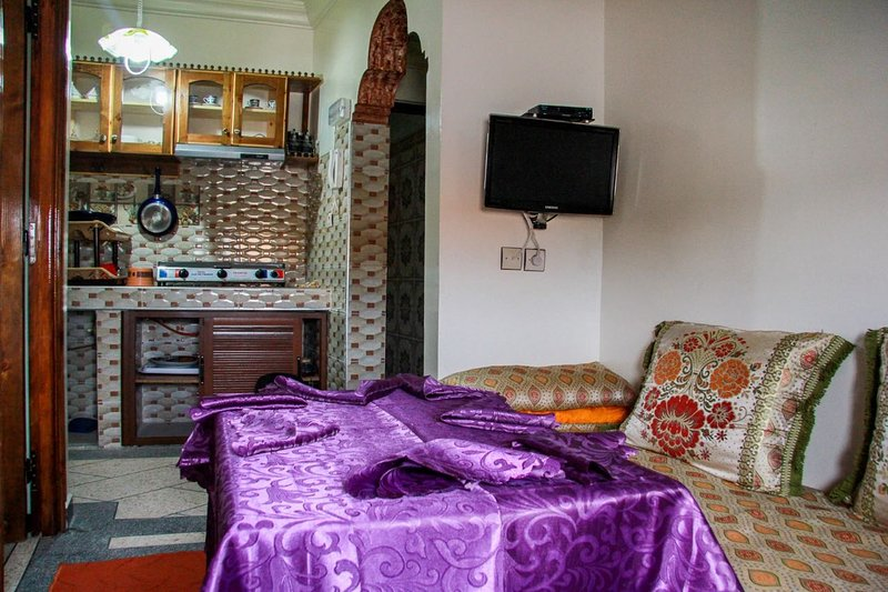 Appartement 3 - Le Gite de SidiRbat, vacation rental in Sidi R'bat