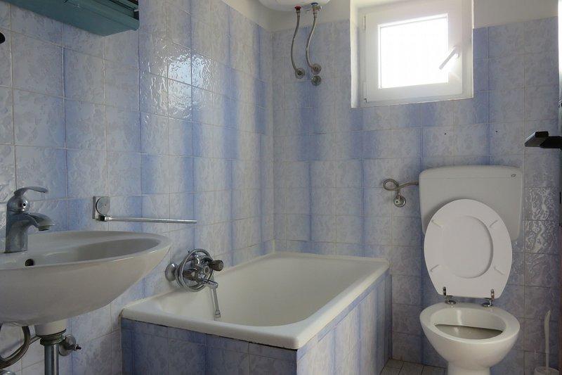 Ein Mali (2 + 2): Bad mit WC