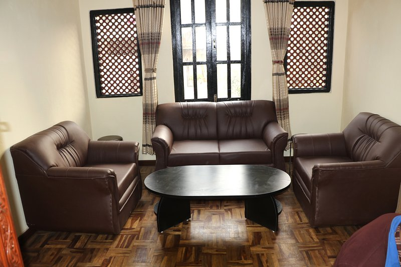 2 bed rooms  with Balcony boutique Apartment, holiday rental in Nagarjun