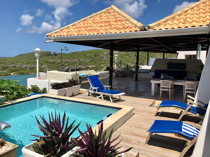 Villa Casa Valentine by the sea – semesterbostad i Curaçao