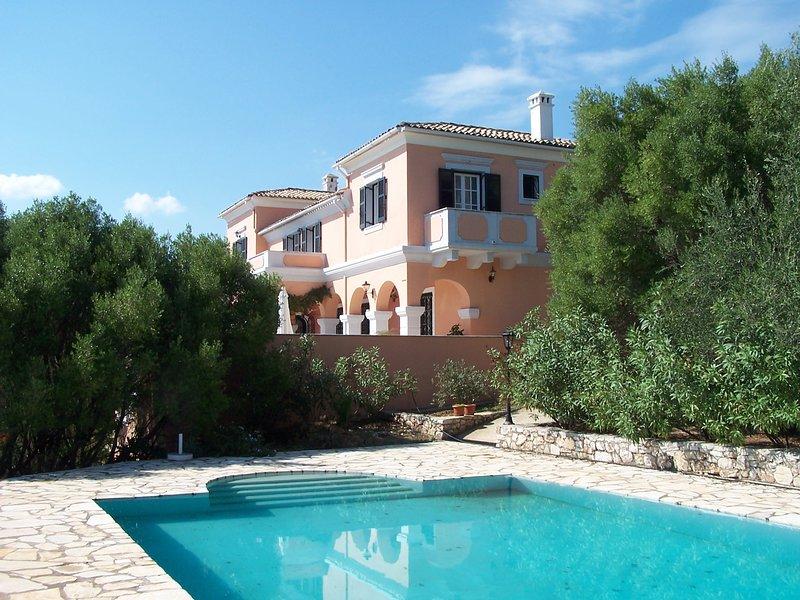 Villa La Serenissima Corfou