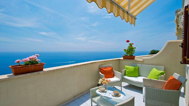 MARE BLU Vettica/Amalfi - Amalfi Coast, alquiler de vacaciones en Amalfi