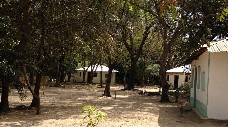 Campement Silinka Diannah, holiday rental in Kartong
