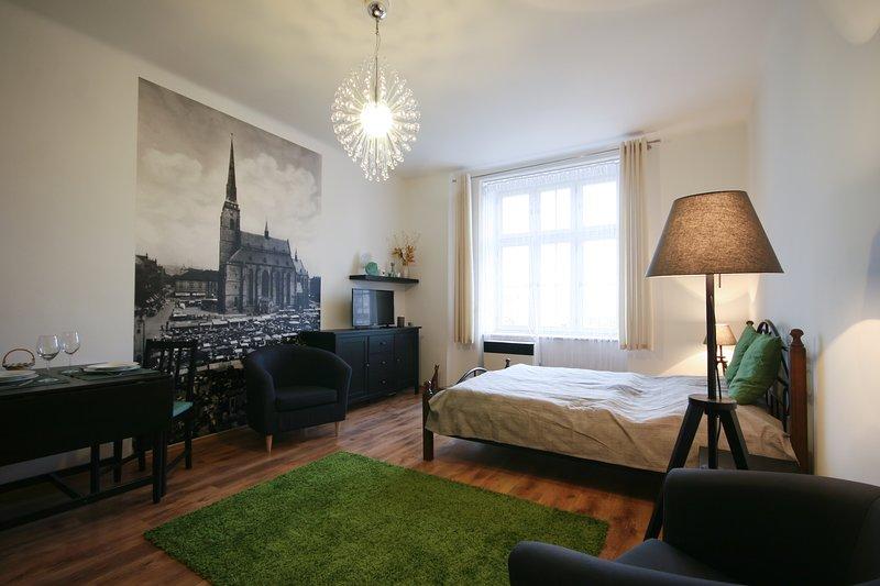 Apartmán Mrakodrap, holiday rental in Pilsen Region