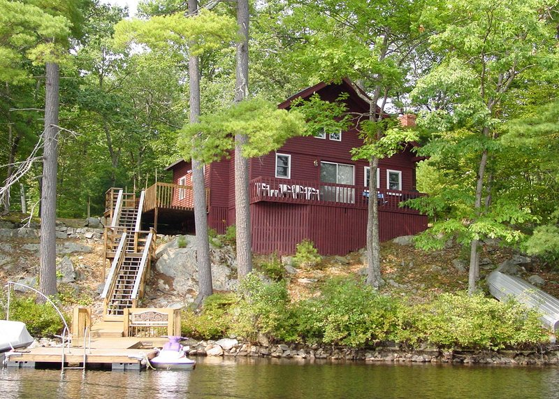 Lake Winni - WF - 348, vacation rental in Moultonborough
