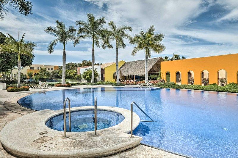 Despejar el calendario para una escapada inmejorable en este condominio de alquiler de vacaciones!