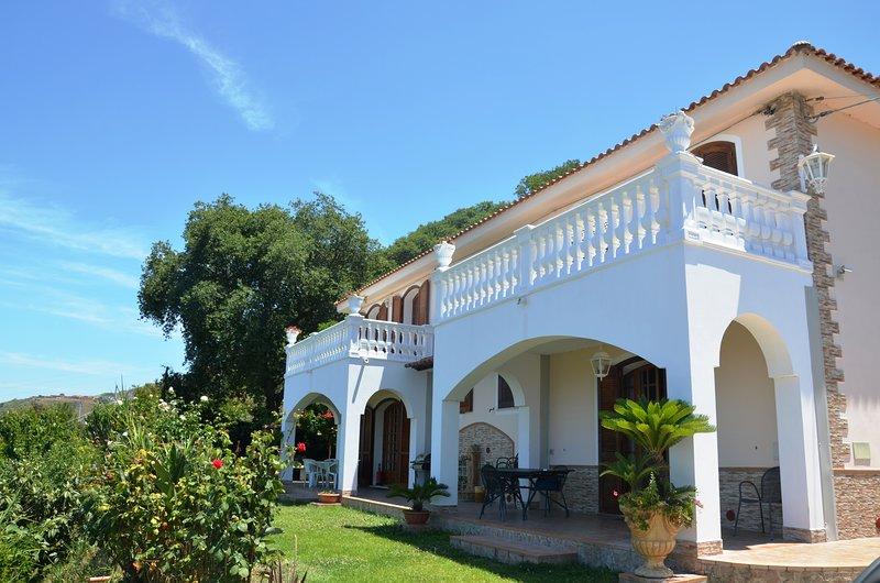 Villa Bella Vista Tropea, location de vacances à Drapia