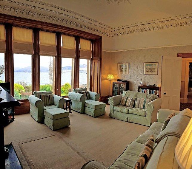 Oceanus - Free WiFi, vacation rental in Isle of Bute