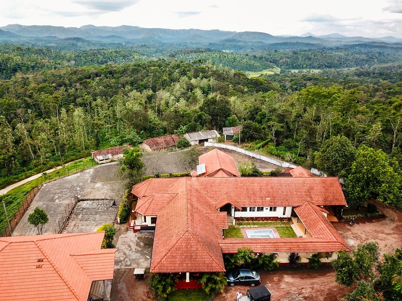 Kanchigar estate, holiday rental in Sakleshpur