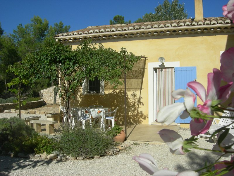 LS2-91 AGU, Charming little rental close to the beautiful village of Roussillon, holiday rental in Roussillon