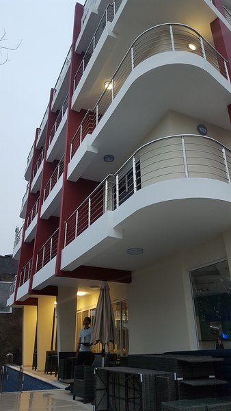 HOTEL BLUE MARLIN, holiday rental in São Pedro
