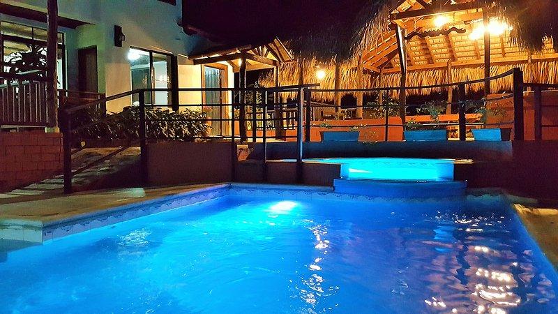 Villa Bayacanes, Casa Rural, location de vacances à Salcedo