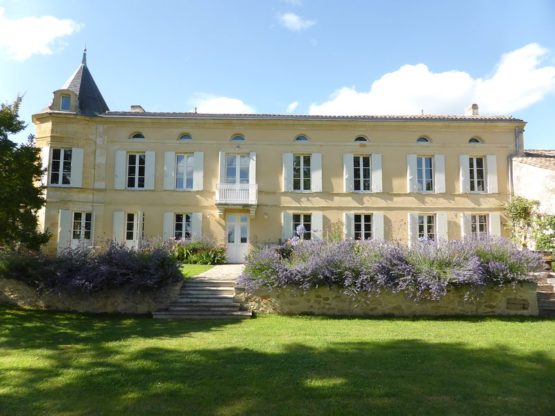 Beautiful 17th Century Chateau near St Emilion, casa vacanza a Saint-Etienne-De-Lisse