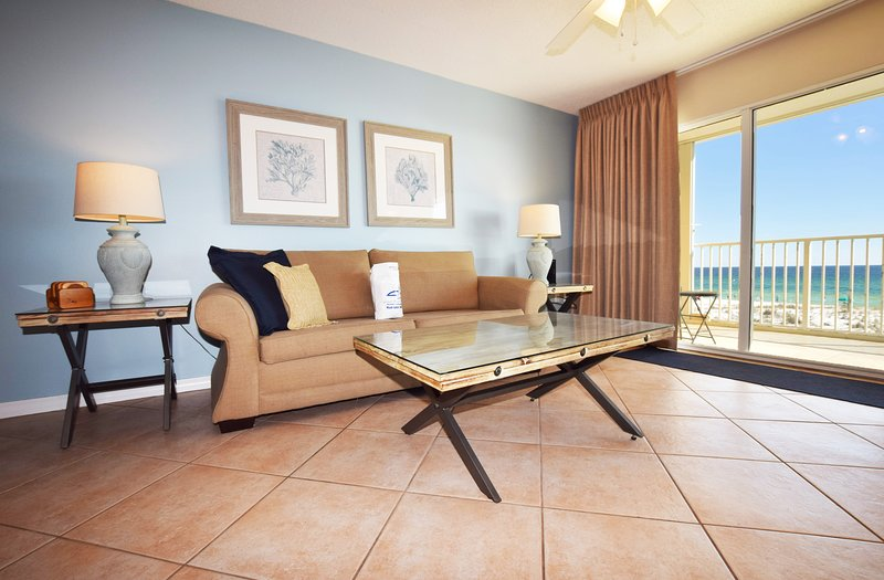 Wohnzimmer Golf Dunes 203 Fort Walton Beach Florida Okaloosa Insel Destin