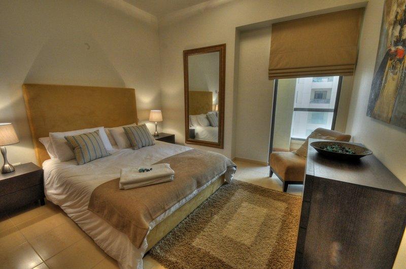 Tastefully designed Queen Double Room