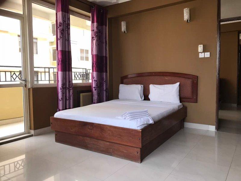 2 bedroom apartment, casa vacanza a Dar es Salaam