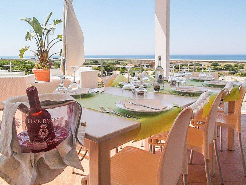 Vår restaurang by the Sea
