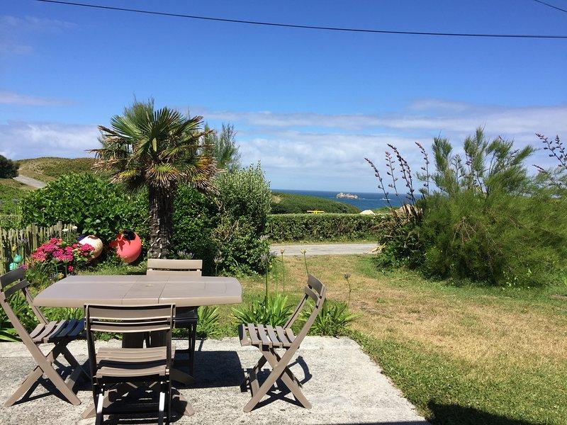 Maison de  50m² entre terre et mer, vacation rental in Ploumoguer