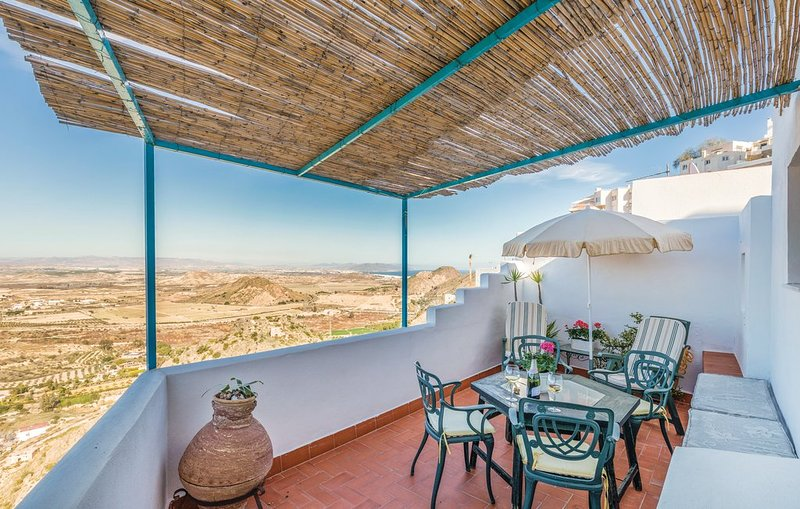 Casa baja - Mojacar pueblo, holiday rental in Mojacar