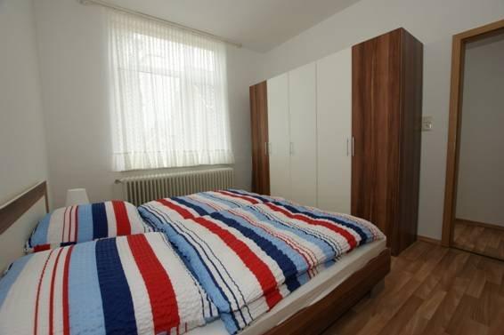 Schöne Wohnung direkt in der Innenstadt (Apartment 5) Ferienhaus Stadthus, location de vacances à Borkum