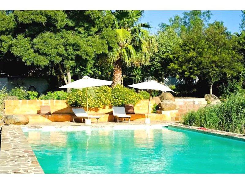 CASA 1 - MONTE TIPICO ALENTEJANO, location de vacances à Vila Verde de Ficalho