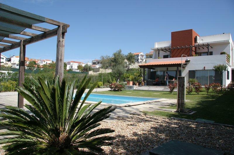 Villa Praia do Meco, casa vacanza a Aldeia do Meco