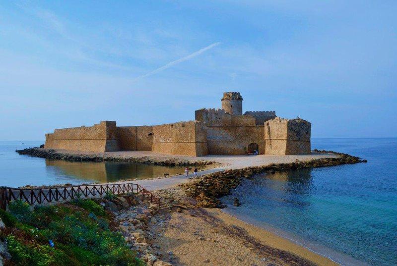 Le Castella Casa vacanze, alquiler de vacaciones en Botricello