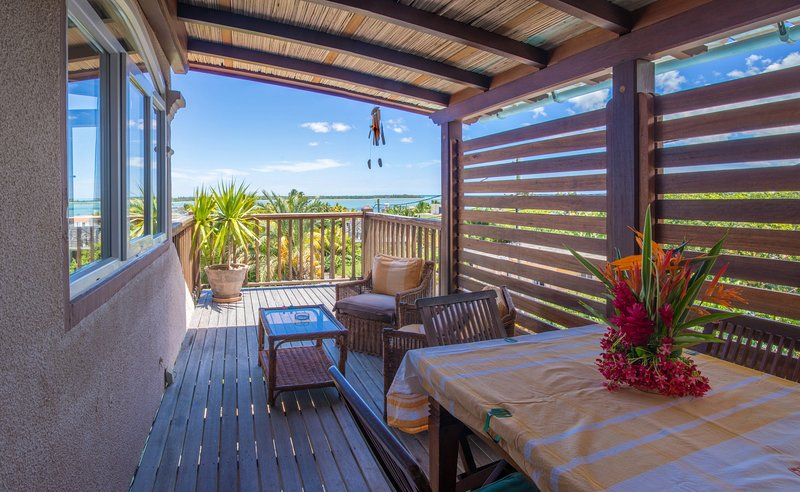 Blue Lagoon 2, vacation rental in Chamarel
