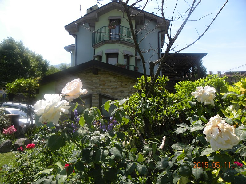 CasaFulvia 'Appartamento Sebino', holiday rental in Bossico