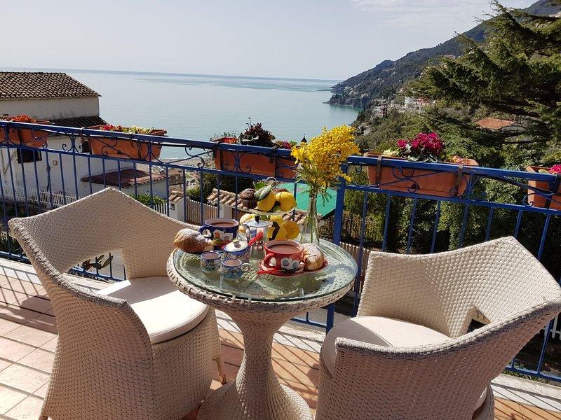 Raito Amalfi Coast House, holiday rental in Vietri sul Mare