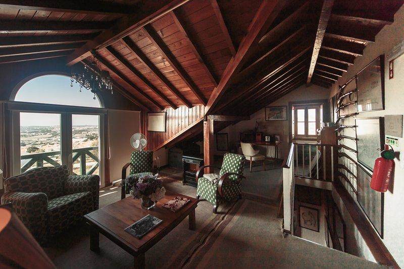 Pena Suite - Habitación