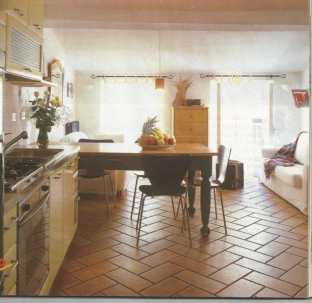 A NICE STUDIO 'SAN MARTINO MARE', vacation rental in Riomaggiore
