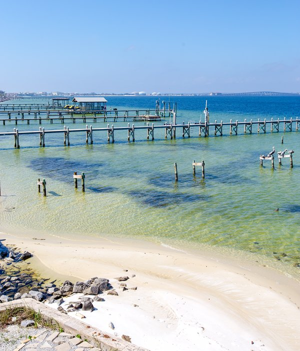 Come Stay At Reel Paradise Has Waterfront And Internet Access Updated 2018 Tripadvisor Pensacola Beach Vacation Al