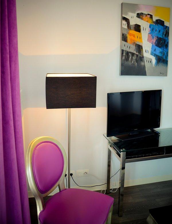 Adonis La Baule Living Room