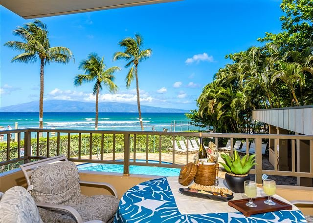 paki maui unit 123 beautiful ocean front 2 bedroom 2 bath updated rh tripadvisor com