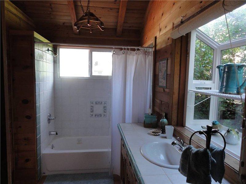 Cuarto de baño, Interior, barandilla, pasamanos, Sala