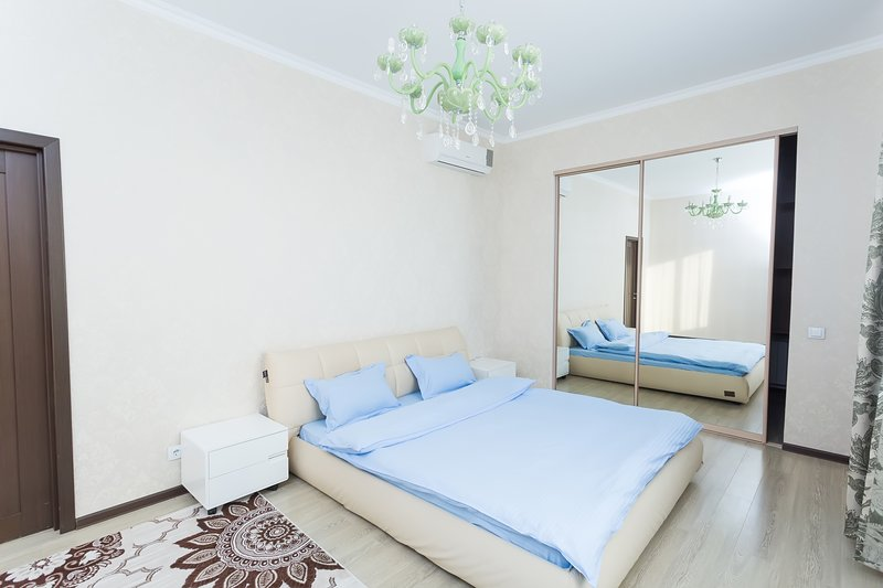 The best choice of travellers - comfortable rooms and clean apartment!