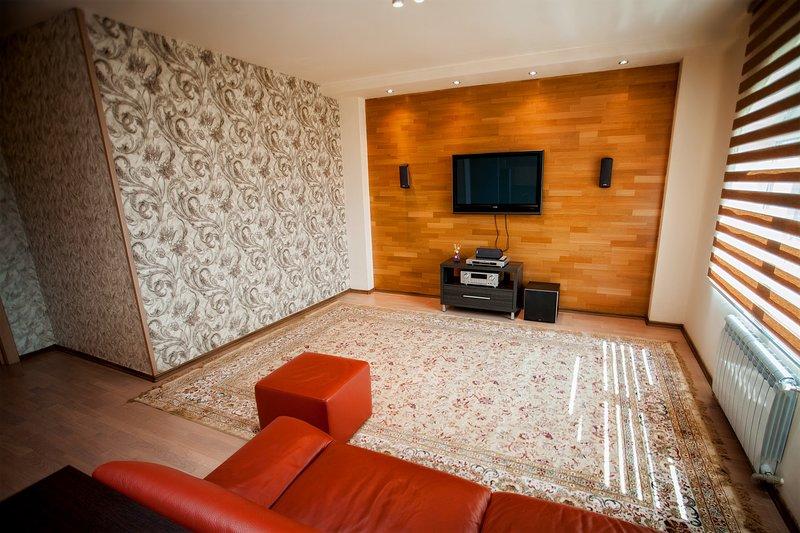 2 bedroom apartment on Khodzhanov st., aluguéis de temporada em Cazaquistão