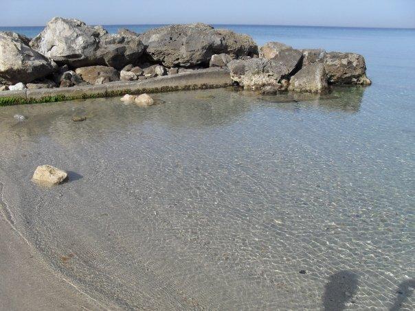 casa vacanza a 300m dal metri e 8 km da gallipoli, holiday rental in Marina di Mancaversa