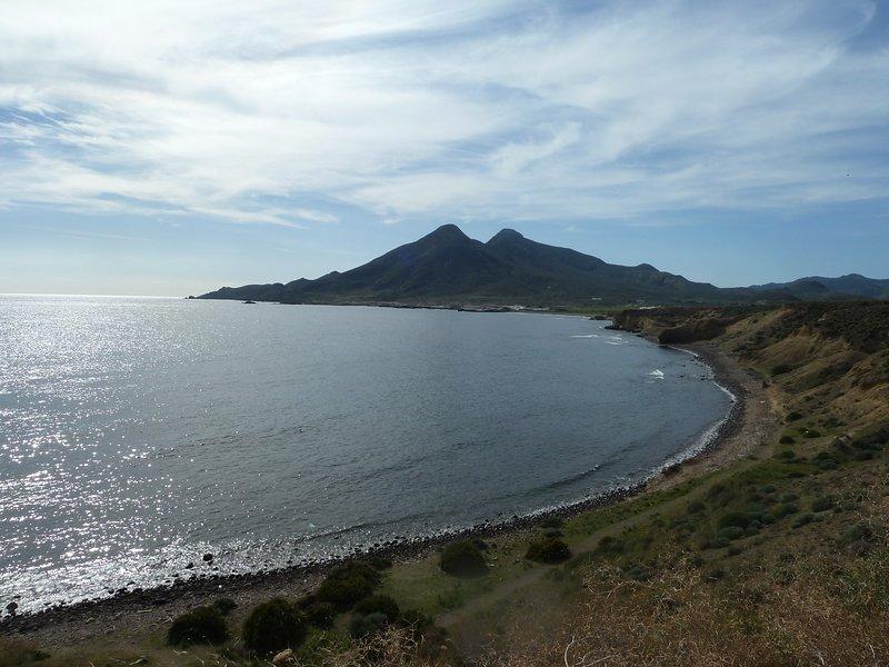 La Isleta del Moro  Parque Natural, casa vacanza a Los Escullos