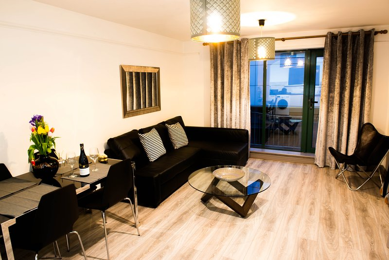 Luxury Executive Serviced Apartments, holiday rental in Dublin
