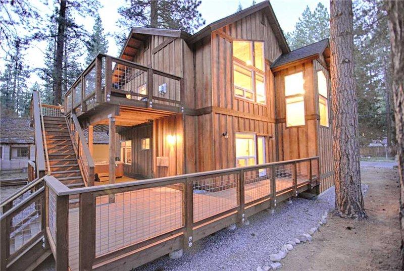 Deck, Varanda, Building, Cabine, Shelter